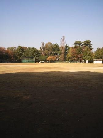 金ヶ作公園